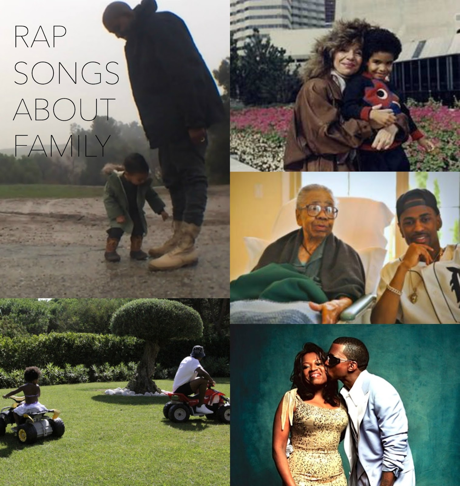 My Favorite Hip-Hop Family Songs - Family Love In My City