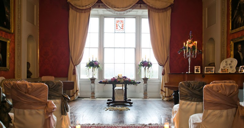 Beautiful Intimate Wedding Ceremony & Reception At