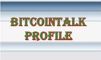Получаем ссылку на свой профиль биткоинталк