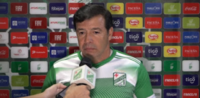 Erwin Sánchez, DT de Oriente. (Foto: Captura de pantalla)