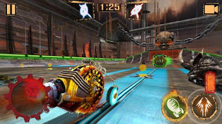 Rocket Car Ball v1.1 Apk Mod for Android