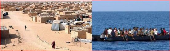 إسبانيا  تخشى على حدودها في جزر الكناري من البوليساريو والجريمة المنظمة وتتعافى في المغرب. الاعتراف الآخر بحقوق المغرب فيما يتعلق بالصحراء