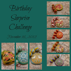 Therese's Birthday Surprise challenge - Nov. 16, 2013