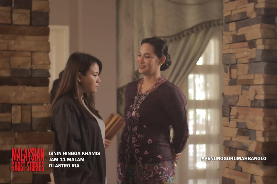 Malaysian Ghost Stories Episod 12 Penunggu Rumah Banglo