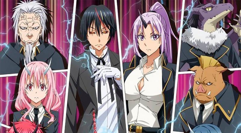 anime second season 2021