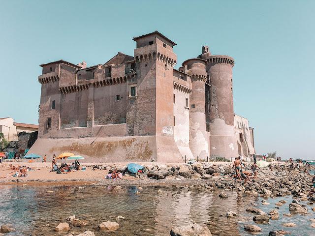Castelli italiani: il Castello di Santa Severa