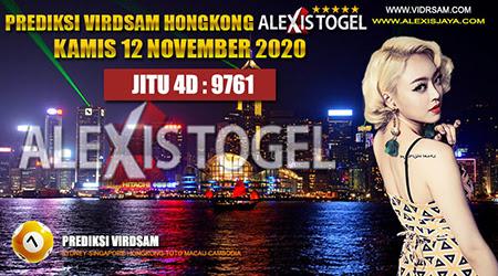 Prediksi Togel Virdsam Hongkong Kamis 12 November 2020