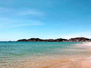 Bãi biển Cát Tiến, xã Nhơn Lý, Quy Nhơn, Bình Định