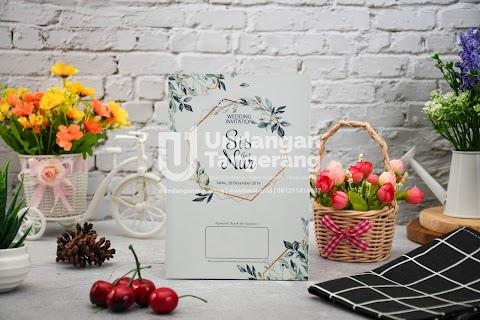Undangan Pernikahan Softcover C06