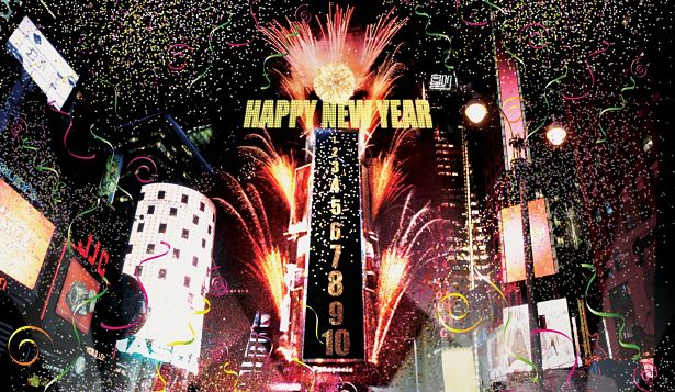 English is fun!: American New Year's Eve Traditions