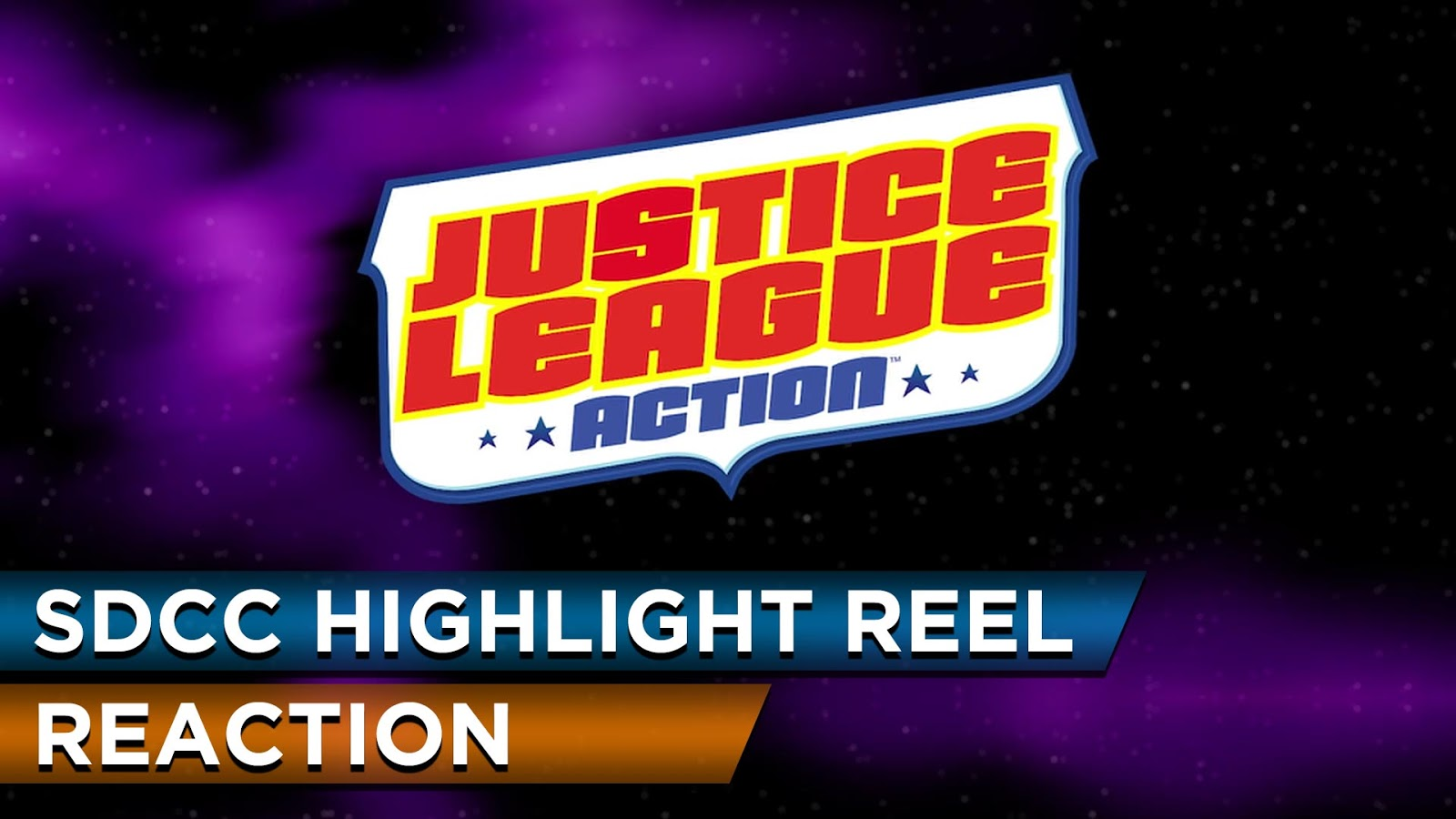 reaction to trailer for Justice League Action