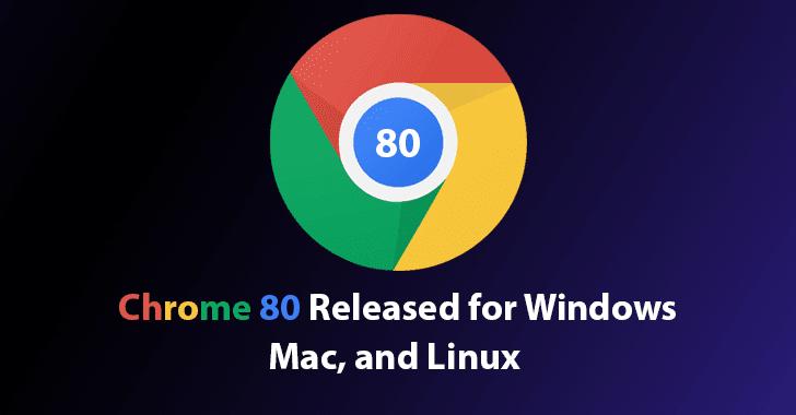 Chrome 80