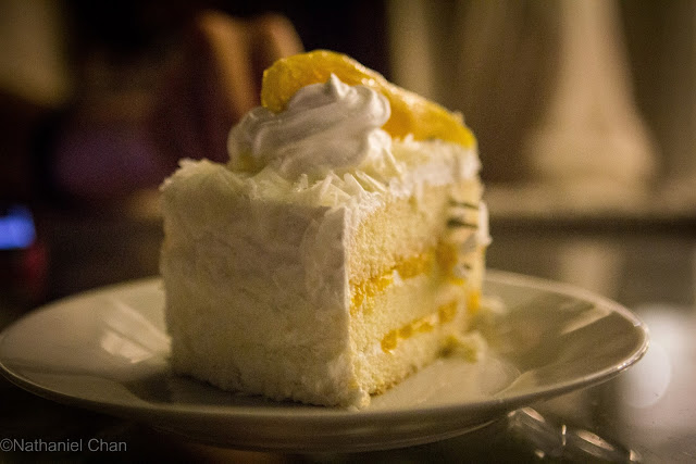 Mango Shortcake of The Oriental Hotel