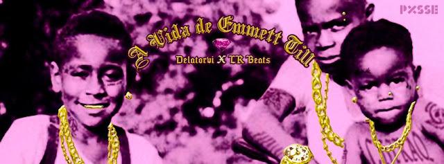"""""""A Vida de Emmett Till"""" é mais novo disco do rapper mineiro Delatorvi"""
