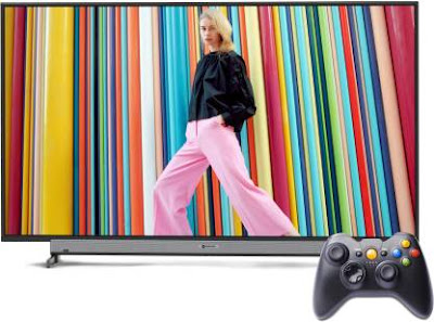 Motorola ZX 80.5cm (32 inches) HD Ready LED Smart TV