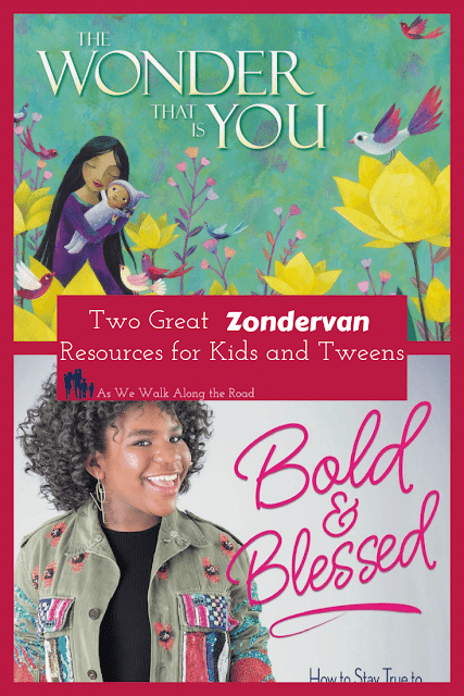 Zondervan books for kids and tweens