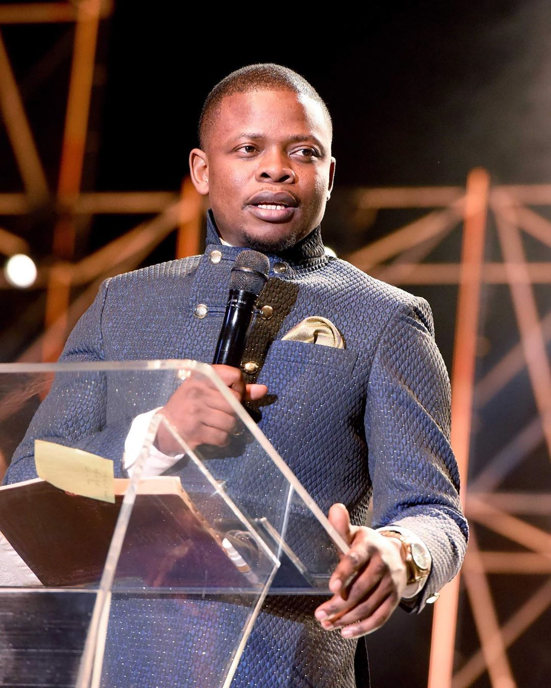Bushiri Threatens To Sue Mukupe After Former Minister Claims Prophet Slept with His Wife and Got Her Pregnant