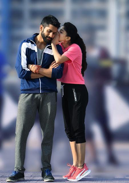 Naga Chaitanya - Sai Pallavi's Love Story Movie Gallery