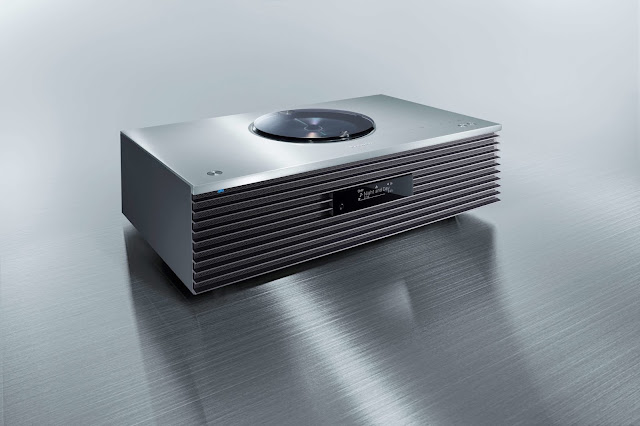 Sound, Design and Function - New Evolving All-in-One Music System OTTAVA f SC-C70MK2