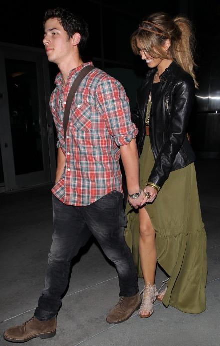 Luke Hemmings Girlfriend 2013