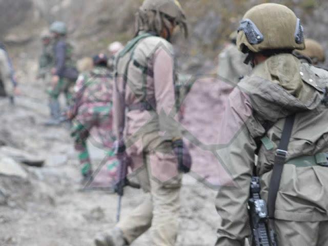 Kelompok Separatis Kembali Serang Pos TNI di Yigi