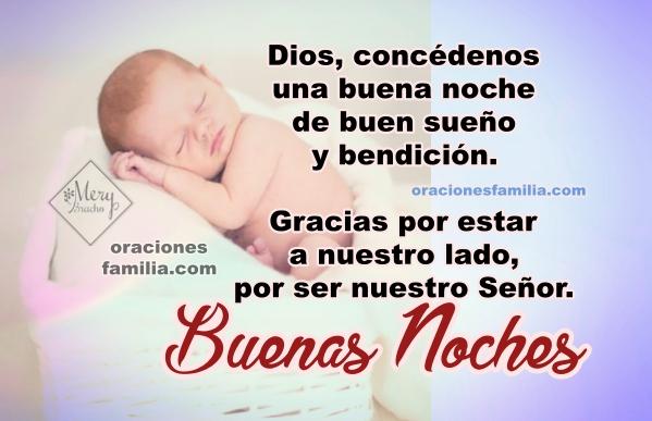 frases cristianas oracion noche dormir feliz tranquilos
