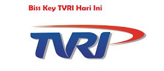 Kumpulan kode biss TVRI hari ini untuk semua receiver