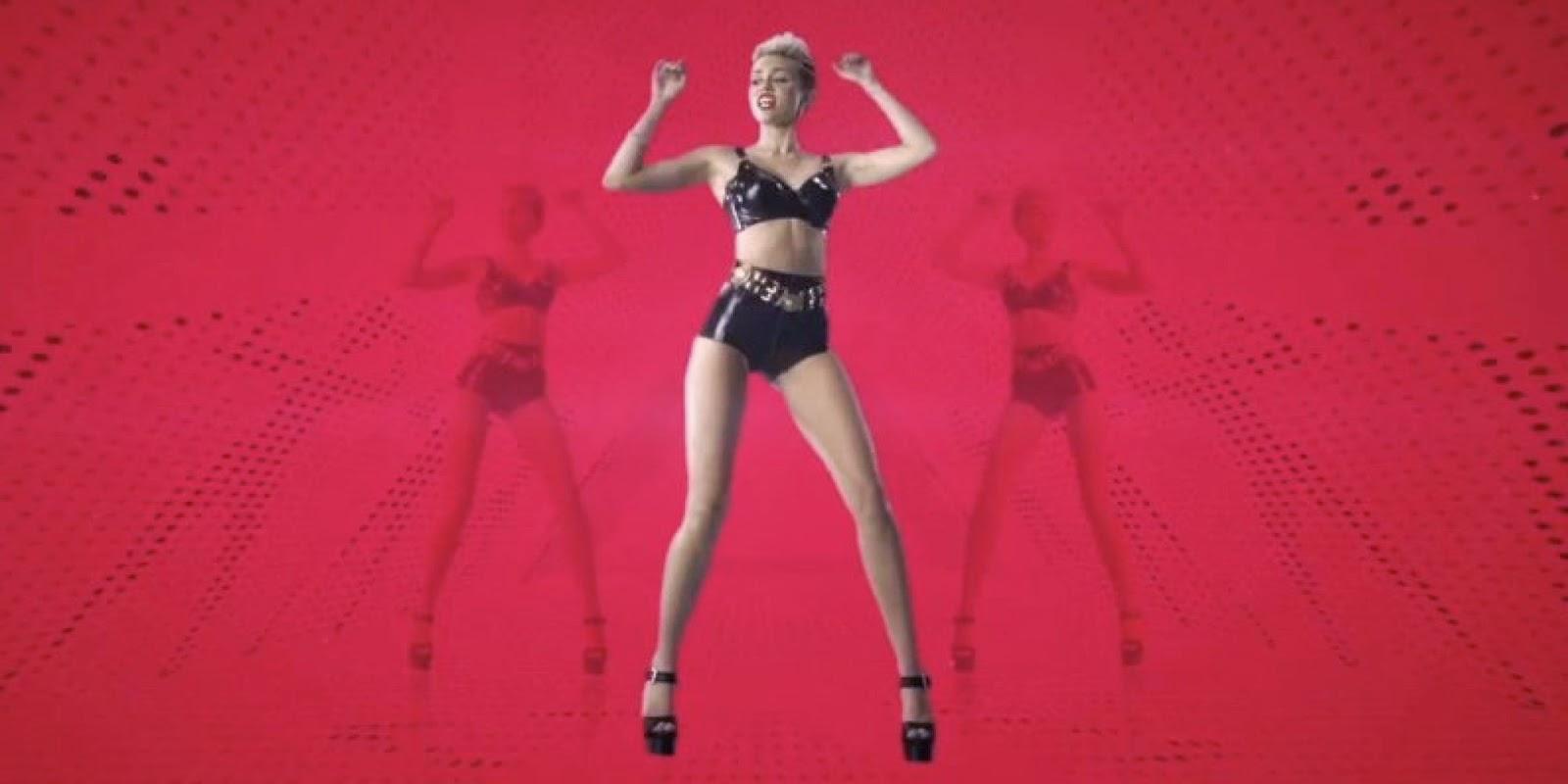 The same Miley cyrus gettin fucked