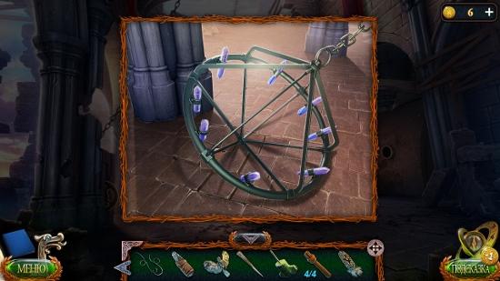 вставленные кристаллы в люстре в игре затерянные земли 4 скиталец