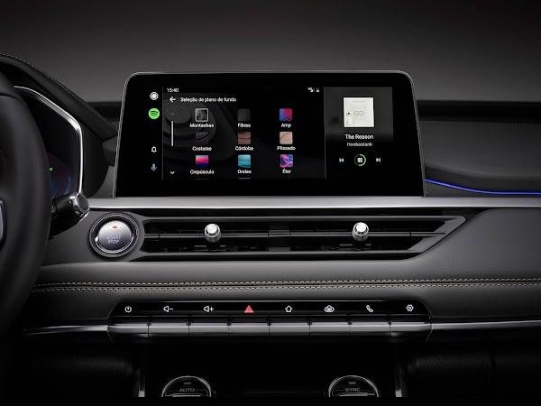 Caoa Chery Tiggo 8: multimídia ganha compatibilidade com Android Auto