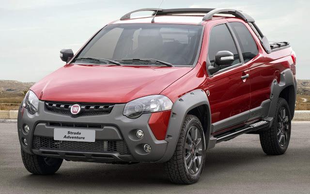 Fiat Strada 2016 Adventure Extreme