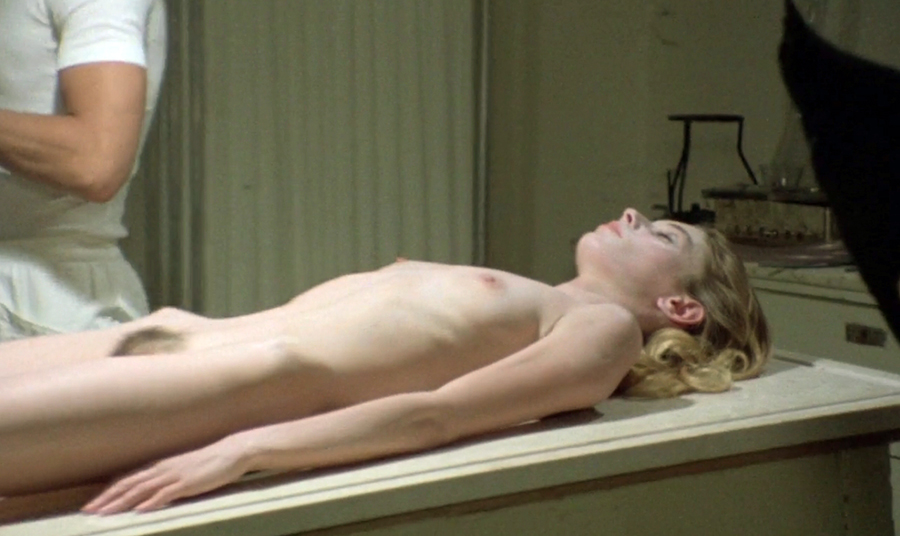 Allodi  nackt Simonetta Nude