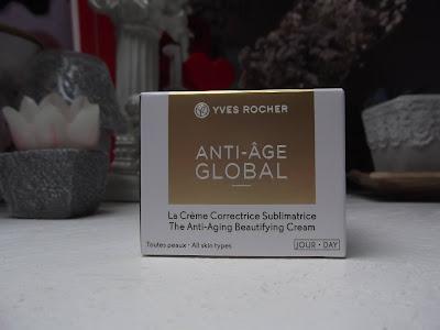 Yves Rocher Revitalizačná starostlivosť proti vráskam Anti-Age Global