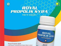Royal Propolis Syifa Habbat