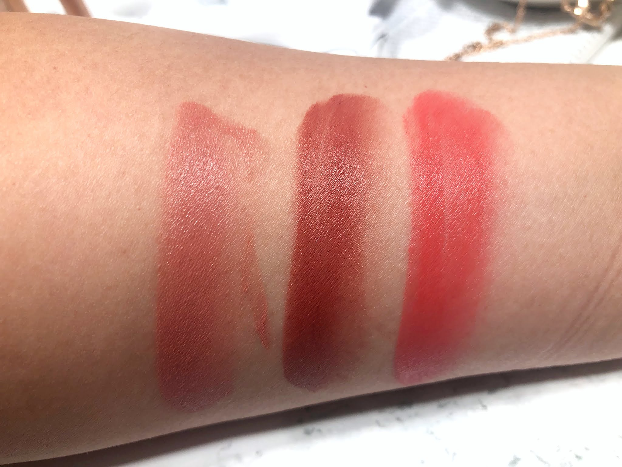 Lisa Eldridge Enlivening Blush Review and Swatches