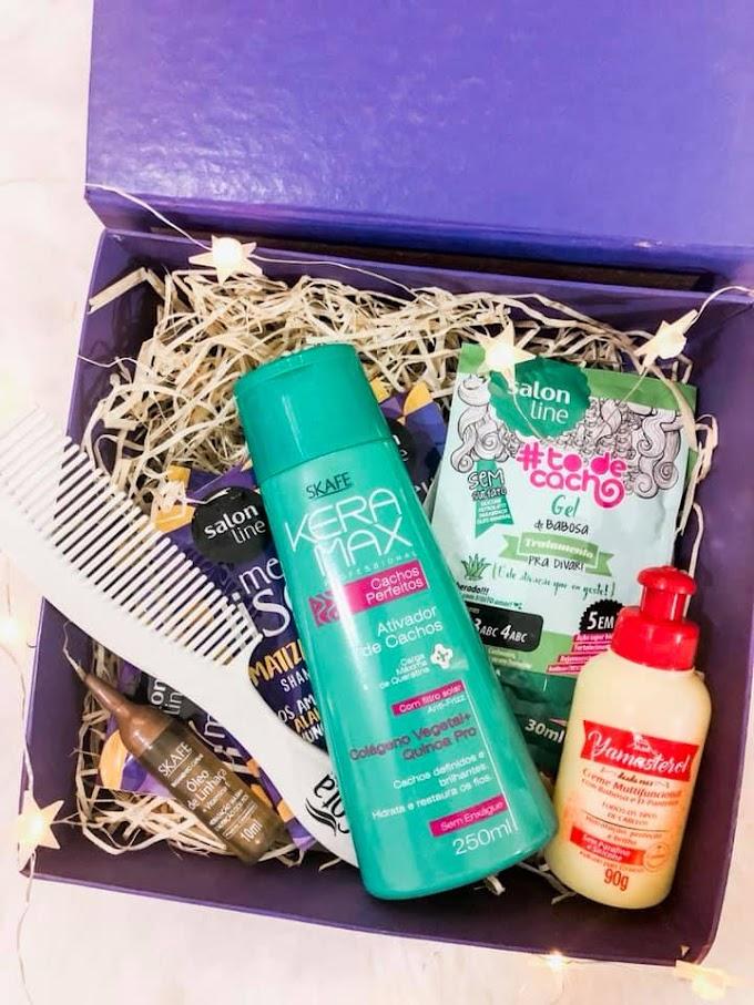 Sorteio: produtos para os cabelos! #Participe