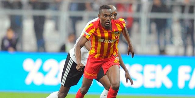 Bernard Mensah'tan transfer açıklaması!