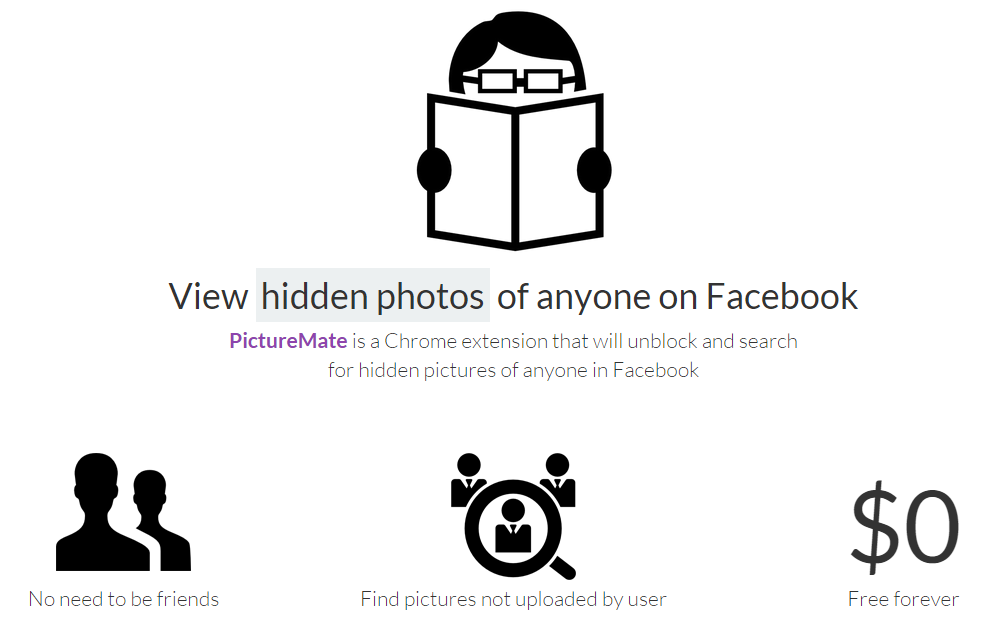 Your Hidden Facebook Photos Aren't So Hidden