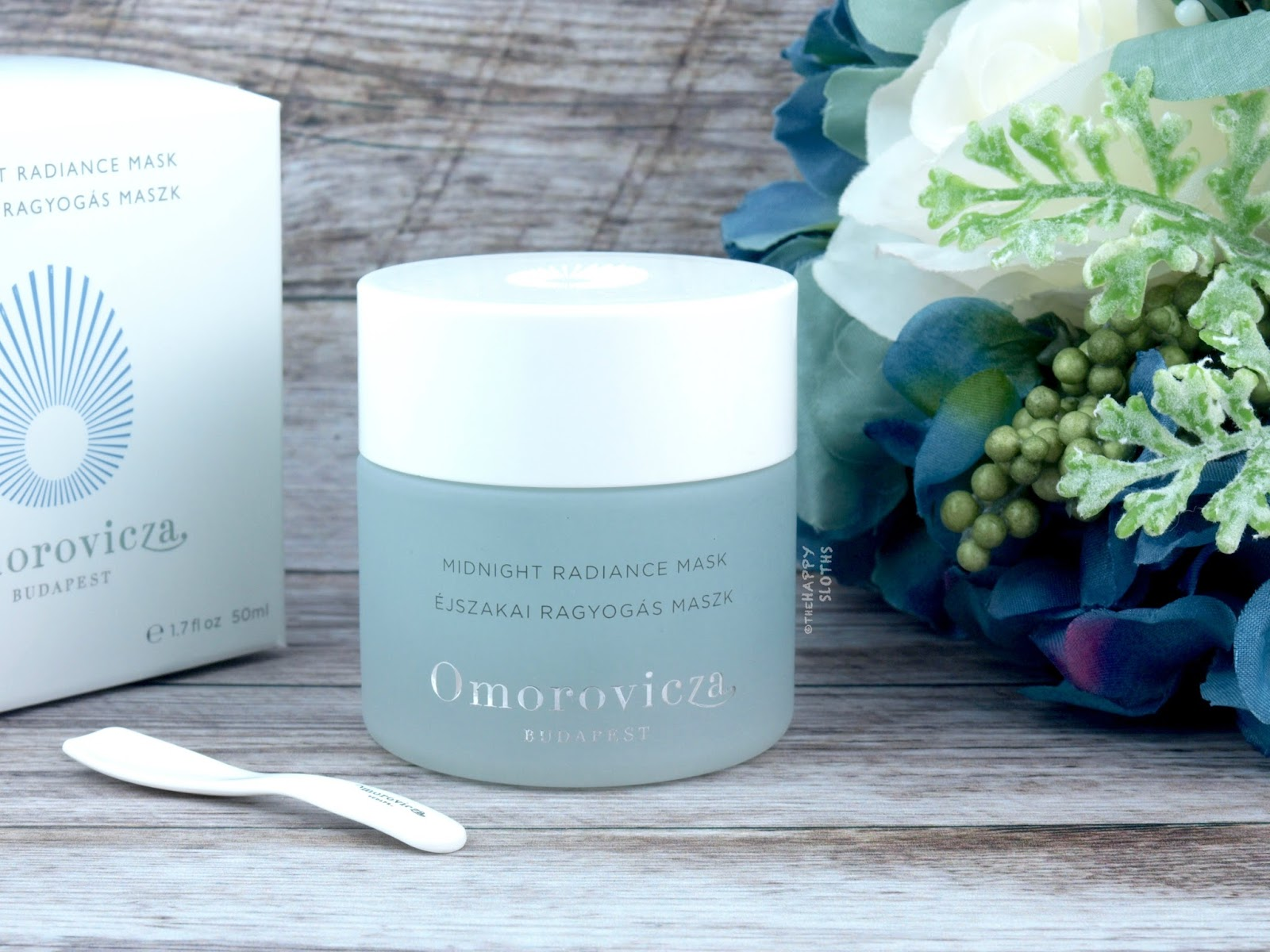 Omorovicza Midnight Radiance Mask: Review