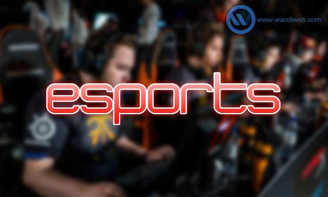 Apa Itu eSports? Bagaimana Perkembangannya di Indonesia? - WandiWeb