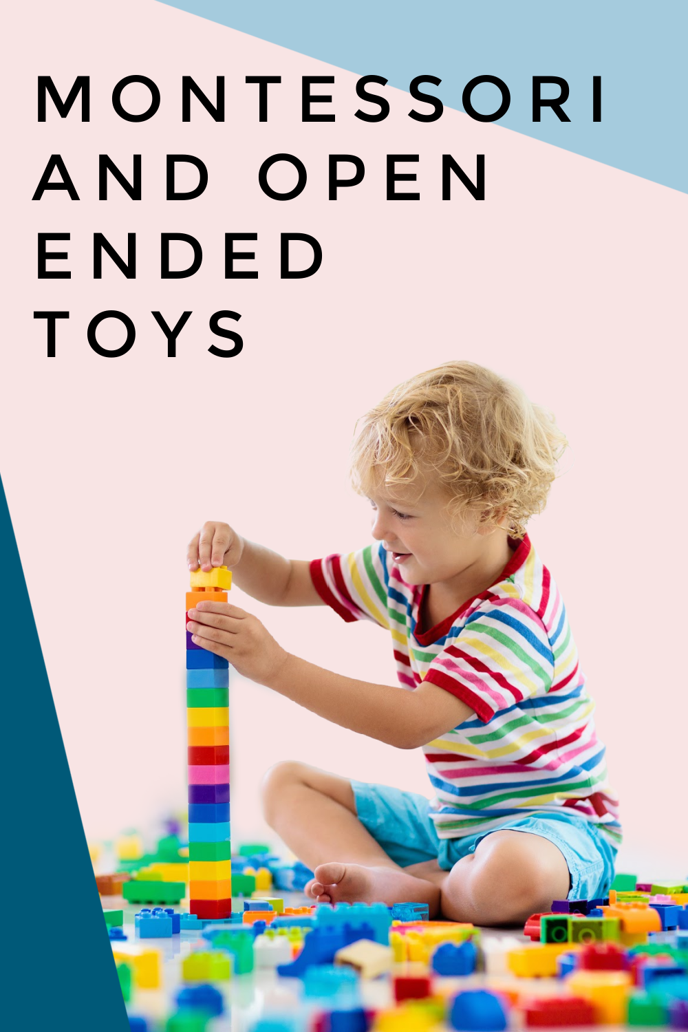 In this Montessori parenting podcast we discuss pretend play and open ended toys in our Montessori homes.
