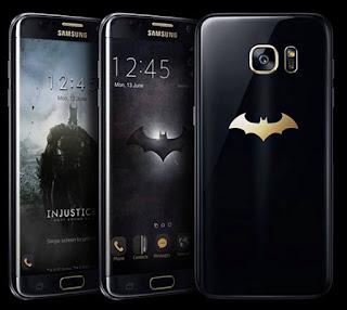 Batman Injustice Edition S7 EDGE ျပည္တြင္းေစ်းကြက္၀င္