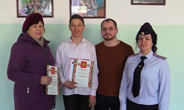 13-летний школьник из Приморья спас замерзающего на станции мужчину!