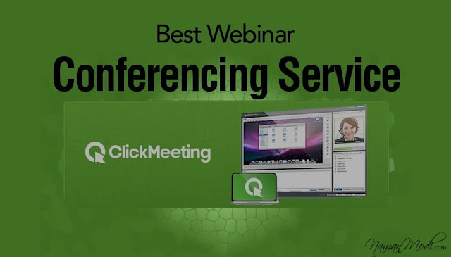 click meeting webinar services coupons