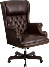 Tufted Executive Chair