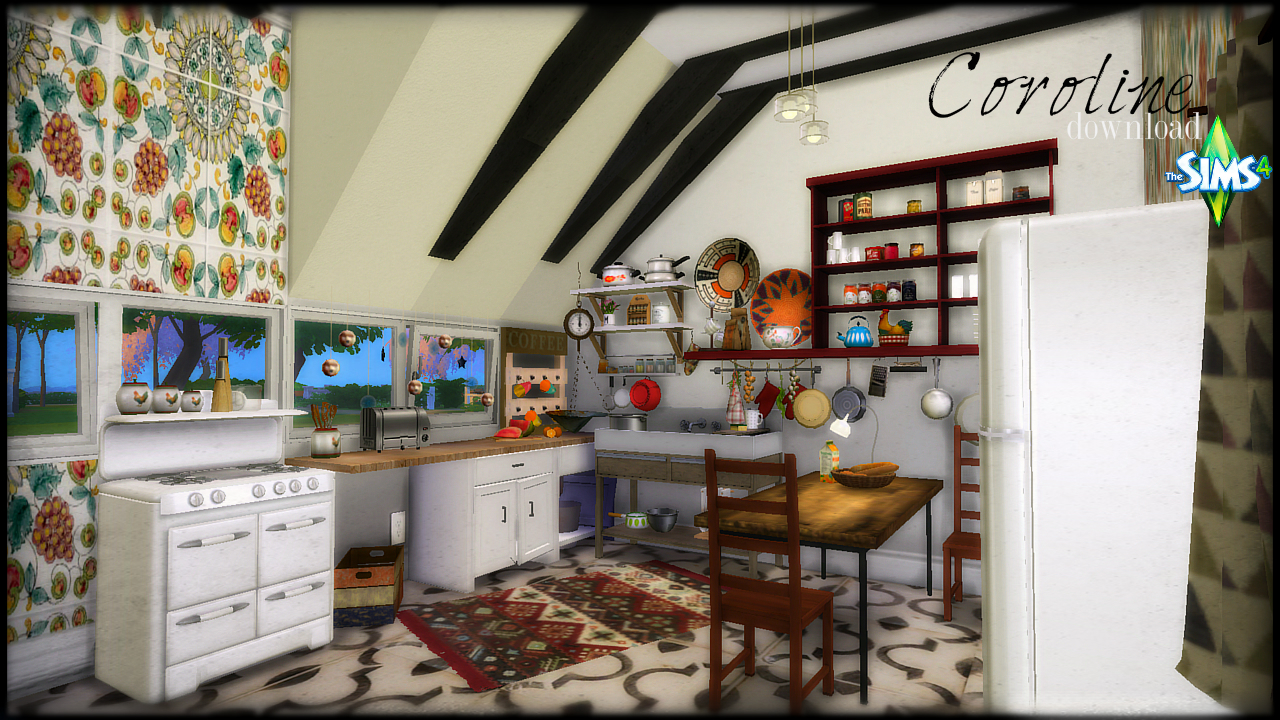 Coroline The Sims 4 Download The Sims 4 Building  : CorolineTHUMB from pandashtproductions.blogspot.com size 1280 x 720 jpeg 1274kB