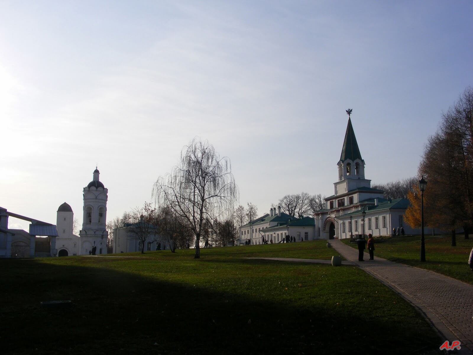 Moskwa, PARK KOLOMENSKOE