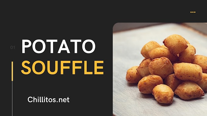 Sweet potato souffle -By Chillitos