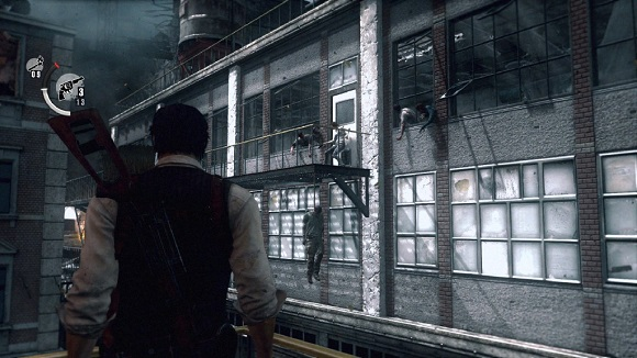 Download Game The Evil Within