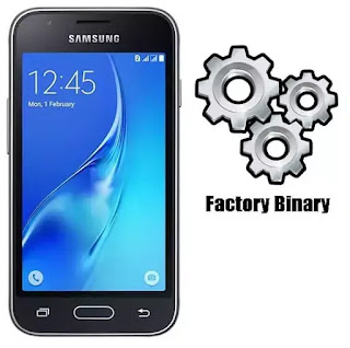 Samsung Galaxy J1 Mini SM-J105H Combination Firmware